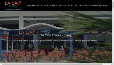Site internet de Les Caraibes
