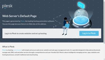 Site internet de L'Orange Bleue