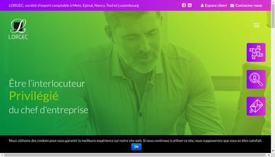 Site internet de Prevot-Lorgec