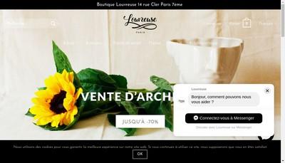 Site internet de Louvreuse