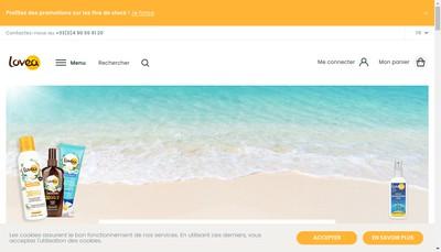 Site internet de Biocos Marketing Developpement (Bmd)