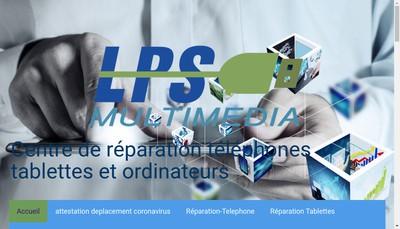 Site internet de Lps