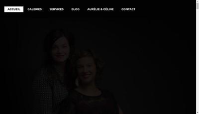 Site internet de Le Temps d'un Regard