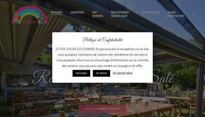 Site internet de Ludiparc