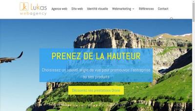 Site internet de Lukas