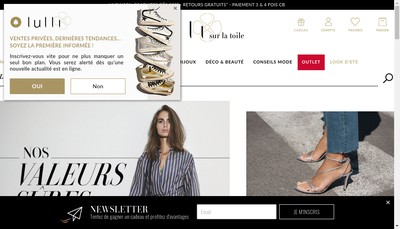 Site internet de Lulli