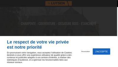 Site internet de SARL Jean Luc Lutsen