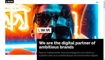 Site internet de Lwm
