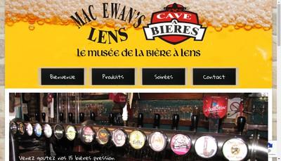Site internet de Mac Ewan'S