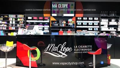 Site internet de Ma Clope