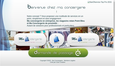 Site internet de Cg Developpement