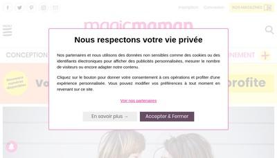 Site internet de Famili
