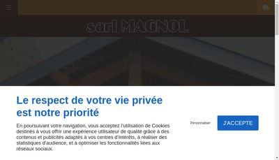 Site internet de CCSC