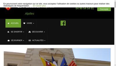 Site internet de Le Paradou