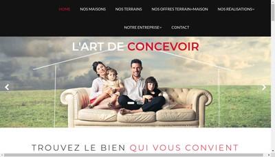 Site internet de Artec 79