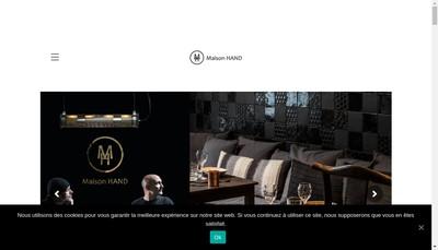 Site internet de Hand-Etoile