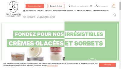 Site internet de TALEK
