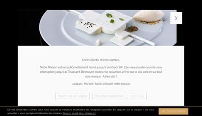 Site internet de Maison Decoret