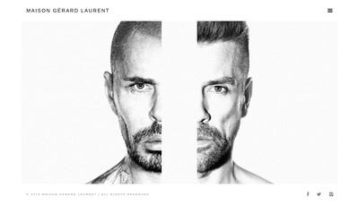 Site internet de Maison Gerard Laurent