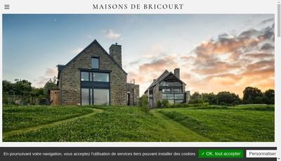 Site internet de Maison Richeux de Bricourt