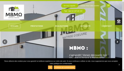 Site internet de Home Courtage
