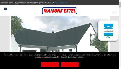 Site internet de Dona Construction
