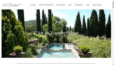Site internet de Compagnie de Services