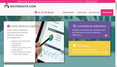 Site internet de Tyr Legal