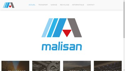 Site internet de Etablissements Malisan