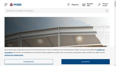 Site internet de Malrieu