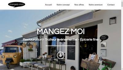 Site internet de Mangez-Moi