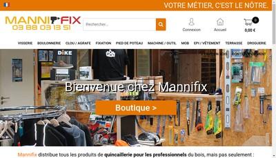 Site internet de Charpentes Services