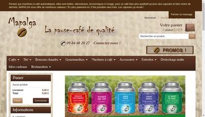 Site internet de Mapalga