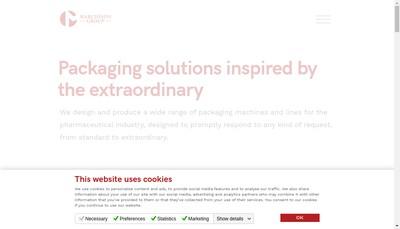 Site internet de Techna