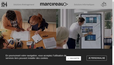 Site internet de Marcireau