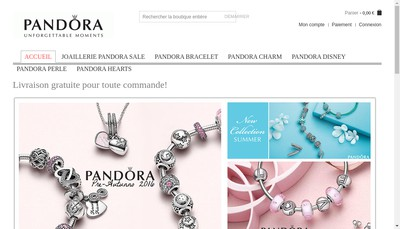 Site internet de Marie Bouvero