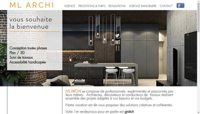 Site internet de Marion Lagarde