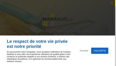 Site internet de Marraud