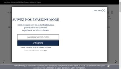 Site internet de Mat de Misaine