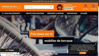 Site internet de Afces