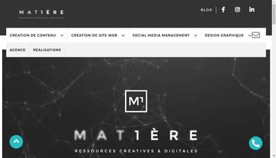 Site internet de Suite Logique