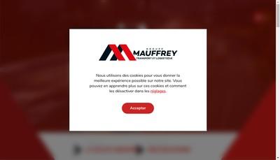 Site internet de Mauffrey Services