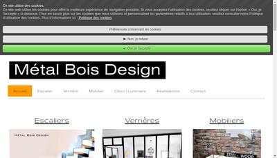 Site internet de Mbd