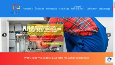 Site internet de Mdlec