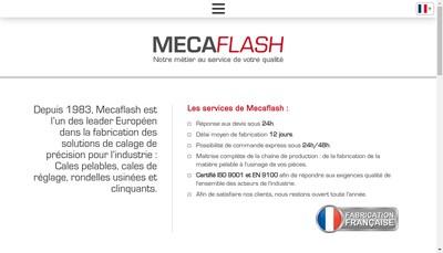 Site internet de Mecaflash