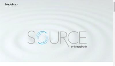 Site internet de Mediamath France