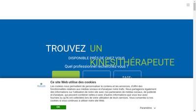Site internet de Medicalib