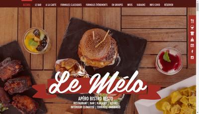 Site internet de SARL Melo Cafe