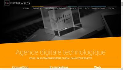 Site internet de Infotools Io-Domain