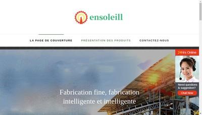 Site internet de SARL Bati Creation